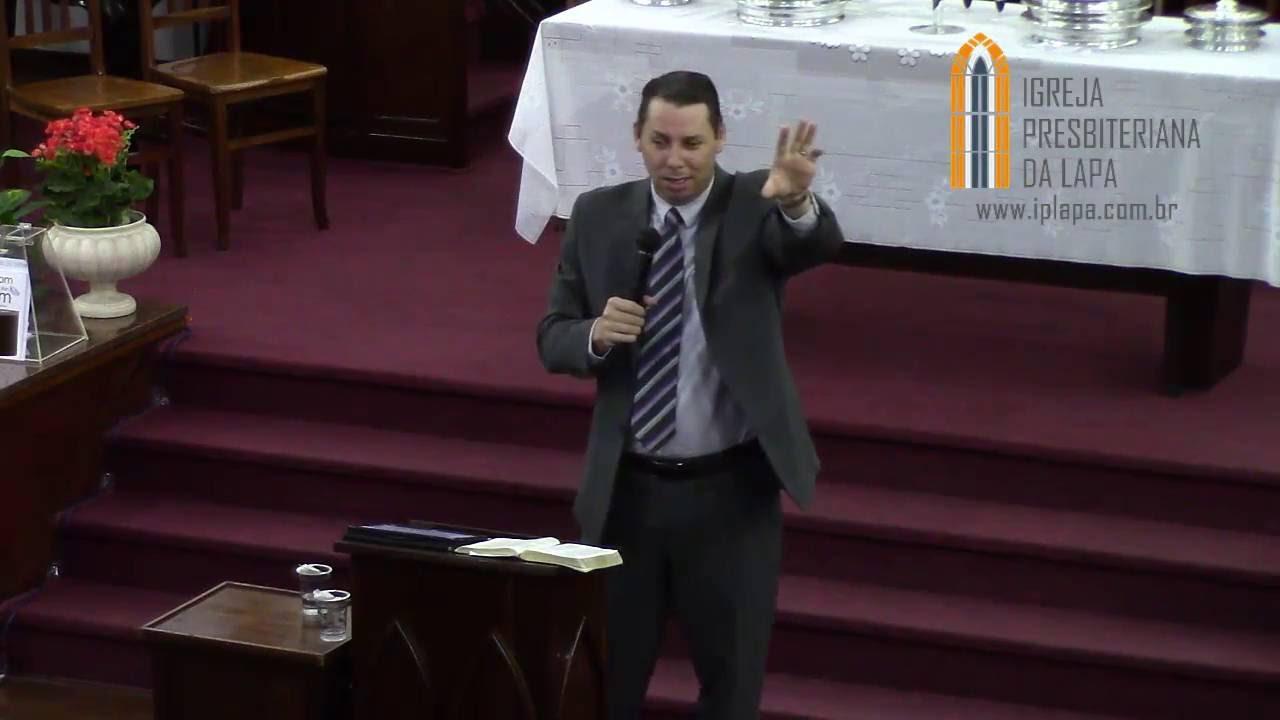 Mateus 5.8 - Limpos de Coração - Rev. Wagner Zanelatto
