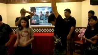 Joshbie Playing Paper Dance Part II