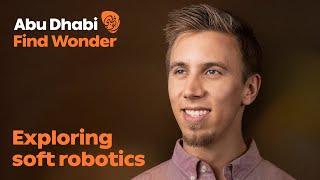 Abu Dhabi Find Wonder | Conor Messer: Creating a n...