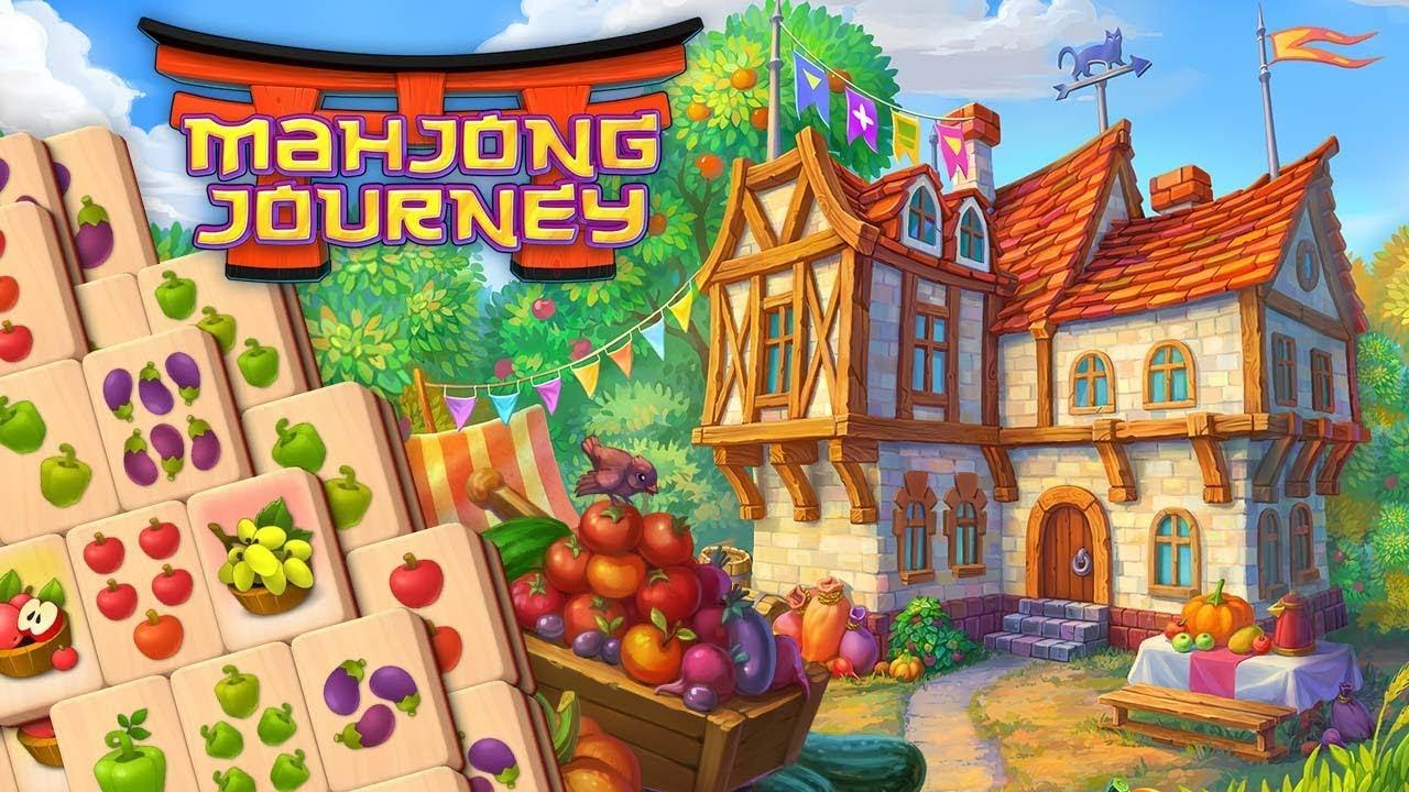 G5 Games Mahjong Journey