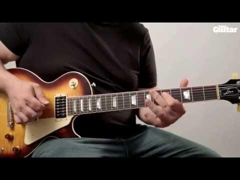 Guitar Lesson: Aerosmith - Eat The Rich