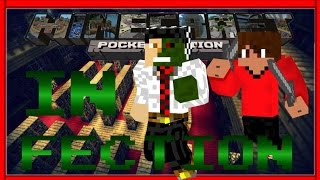 [MCPE] {Infected/Infection} (BA-Network) w/RedFearMc/Eman