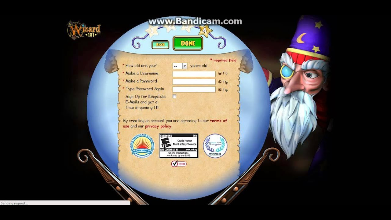 how to install wizard101