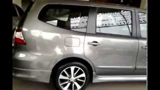 NISSAN NEW GRAND LIVINA HWS AUTECH 2015-2016 INDONESIA