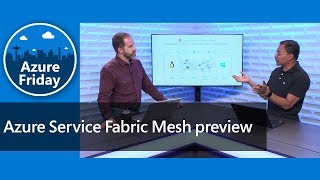 Azure Service Fabric Mesh preview   Azure Friday