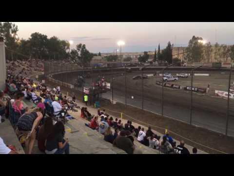 305 Sprint Heat Race Bakersfield Speedway 8-5-17