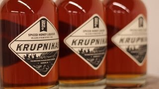 Krupnikas: Lithuanian Herbal Honey Liqueur - Brothers Vilgalys Nc Distillery Tour