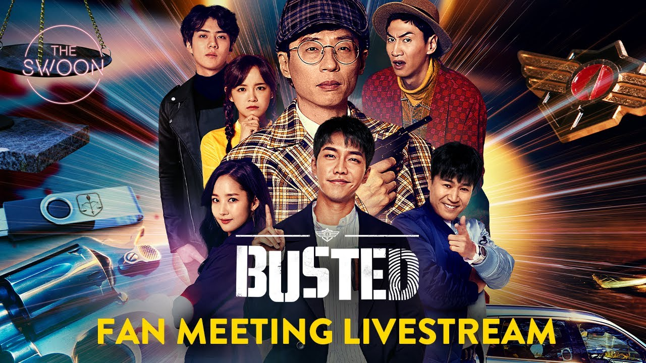 Download [LIVE] Busted! Season 3 Fan Meeting [ENG SUB]