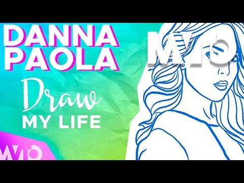 Draw My Life - Danna Paola   The MVTO