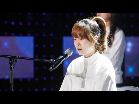 Woo Ye Rin, Written Song 'Fish Bowl' 우예린, 경험담 자작곡 '어항' 《KPOP STAR 5》K팝스타5 EP05