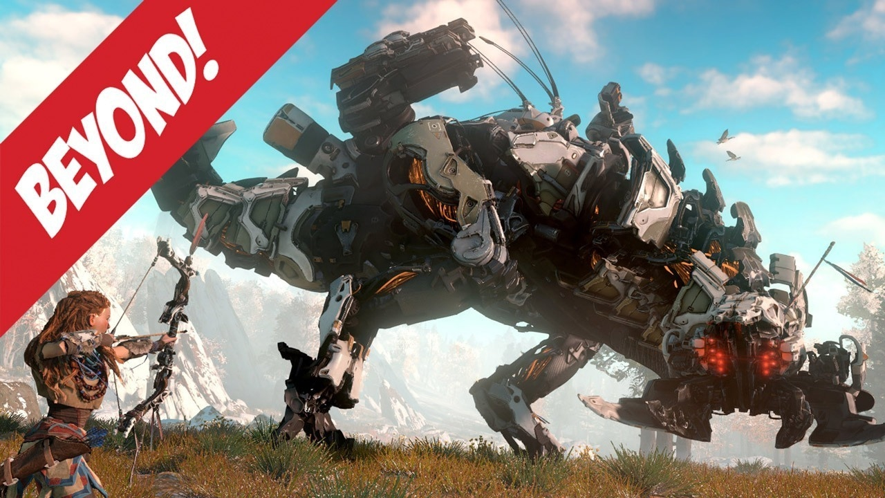Horizon: Zero Dawn Is The Prettiest Console Game We've Ever Played - Beyond Episode 481