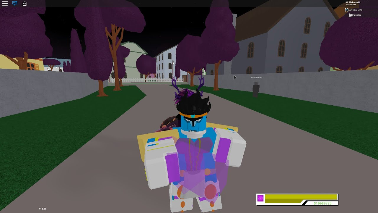 Roblox Project jojo Giveaway and free vip