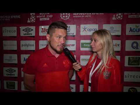 Интервью с Денисом Щукиным