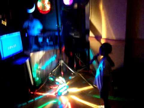 Arizonza Arthritis 60's Party xavier's first ever karaoke