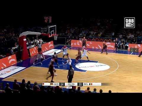 DBB-TV: Highlights vom Spiel D...
