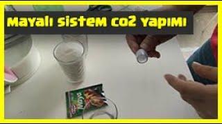 mayalı sistem co2 yapımı