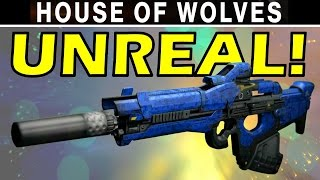 "UNREAL Scout Rifle: ""High Road Soldier!"" 