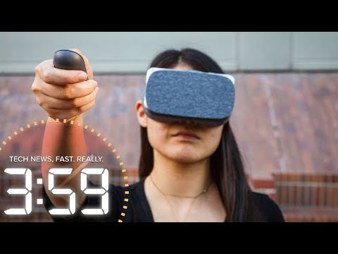 Has the VR craze swept you up yet?  (The 3:59, Ep. 297)