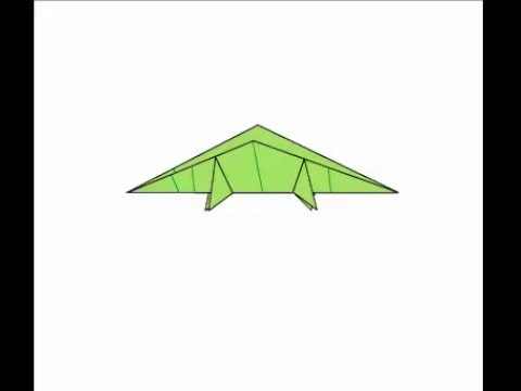 Hướng dẫn gấp con Kỳ Nhông giấy origami