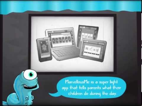 MarvellousMe. A brilliant way to engage parents in their children's education and improve learning