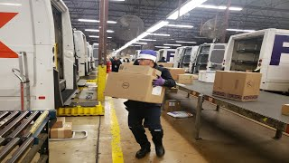 'While You Were Sleeping': FedEx employees get up early to guarantee speedy deliveries