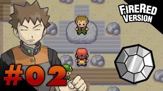 Let's Play Pokemon: FireRed - Part 2 - Pewter Gym Leader Brock