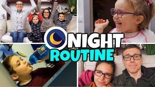 NIGHT ROUTINE Famiglia GBR - Speciale 600.000 iscritti