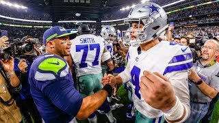 Cowboys vs Seahawks/ NFC East live stream reaction covering all four games from Jobu's studio