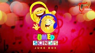 Comedy Songs | Funny Telugu Video Songs Juke Box