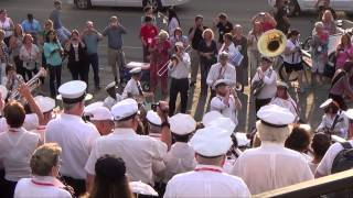 2015 New Orleans Trad Jazz Camp   Second Line