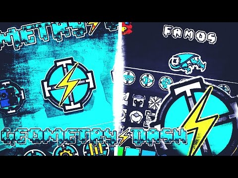 THUNDER EPIC TEXTURE PACK By Claimed 1 PARA GEOMETRY DASH 2.1 L PARA ANDROID & STEAM L