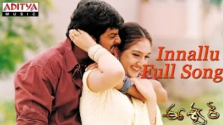 Innallu Full Song ll Eeswar Movie ll Prabhas, Sridevi