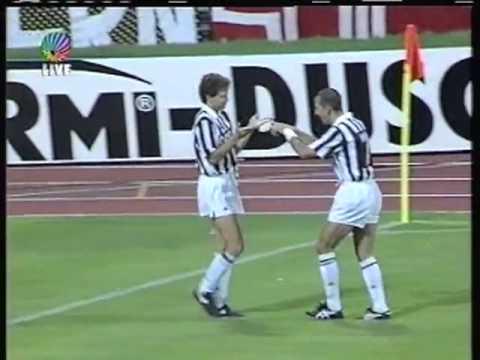 Bayern Monaco - Juventus 1-4 (08.08.1992) Gara Amichevole ...