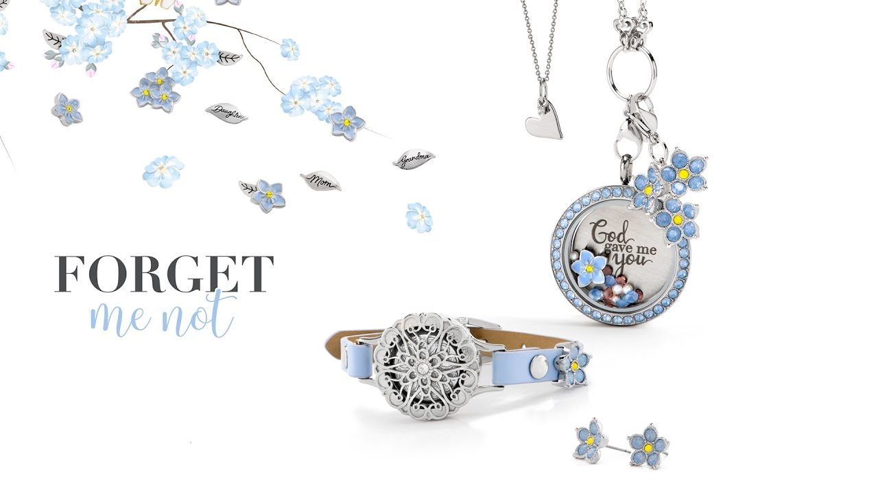 Origami owl gifting 2017 forget me not collection youtube origami owl gifting 2017 forget me not collection jeuxipadfo Choice Image