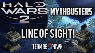 Do More Watchtowers Increase Line of Sight? | Halo Wars 2 Mythbusters
