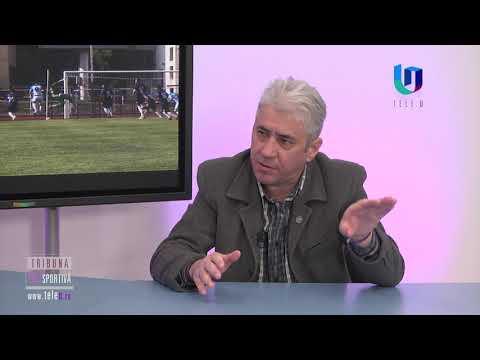 "TeleU: Dan Alexa la ""Tribuna polisportivă"""