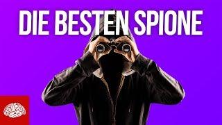 Die größten Spione aller Zeiten
