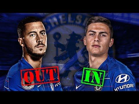 Should Paulo Dybala Replace Eden Hazard at Chelsea?! | #ContinentalClub