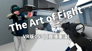 The Art of Fight (VR) | VR版CS!?