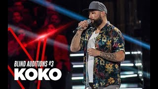 "Koko  ""You Get What You Give"" - Blind Auditions #3 - TVOI 2019"
