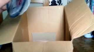 Unboxing Of Colourmatch Bar Stool (red)