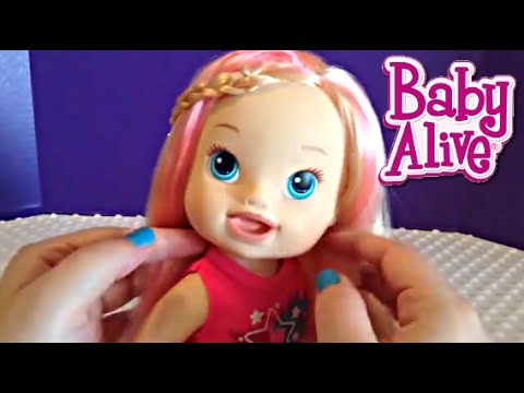 baby alive play style christina