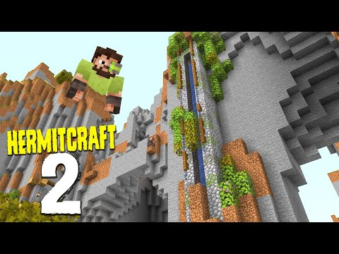 Hermitcraft 8: 2 - The house of DREAMS!