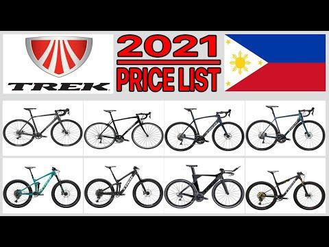TREK MOUNTAIN BIKE PRICE LIST IN PHILIPPINES 2021