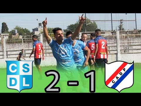 Primera D : LINIERS 2 - 1 DEPORTIVO PARAGUAYO (Los Goles)