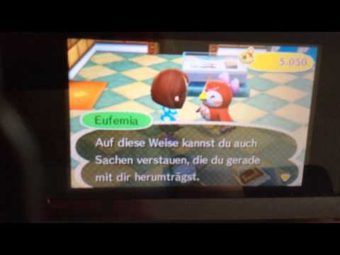 Animal Crossing 3D➡️ Der Zweite Stock des Museums #3