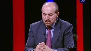 محمد التل و جهاد المومني - لقاء ملكي هام مع صحيفة الدستور - نبض البلد