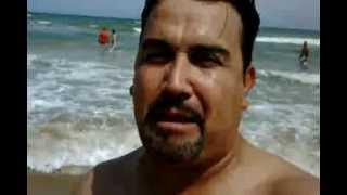 Playa barra de Tordos. en aldama tamaulipas.