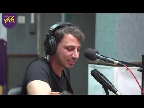 לירן דנינו - Next To Me (חי באולפן גלגלצ)