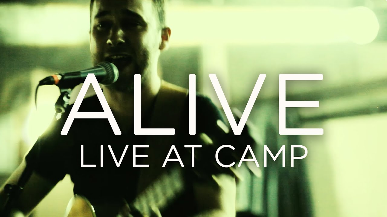 Alive | Kyle Thurman | Official LIVE Music Video
